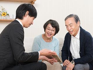 3.ご遺族に寄り添い心を込めて柔軟にご対応いたします